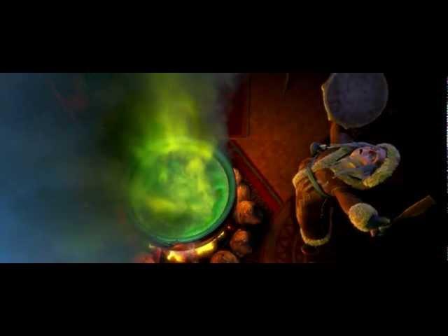O Reino Gelado - Trailer Oficial
