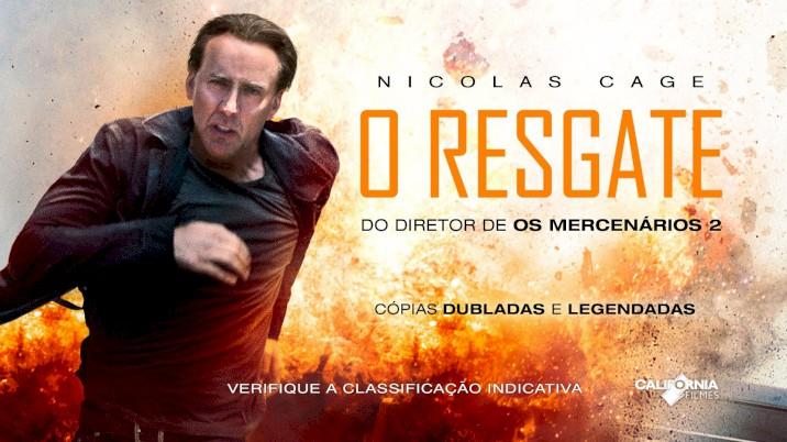O Resgate - Trailer Legendado #2