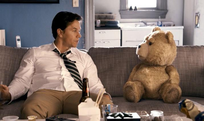 O Ursinho Ted - Trailer em Inglês - Para Maiores