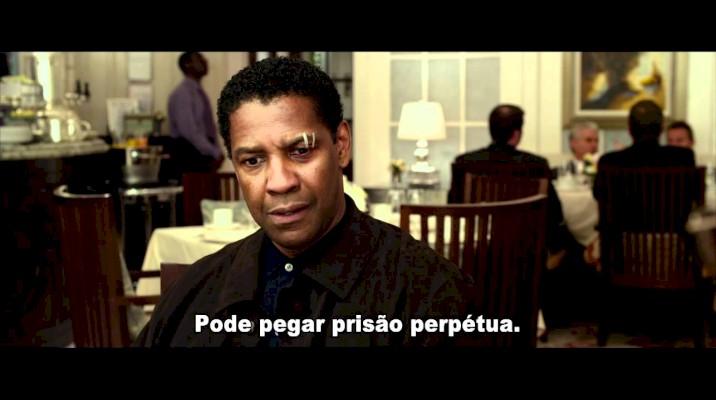 O Voo - Trailer Legendado #1