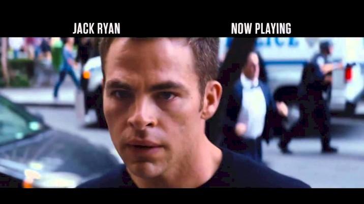 Operação Sombra - Jack Ryan - Clipe Think Again