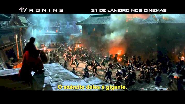 Os 47 Ronins - Comercial #1