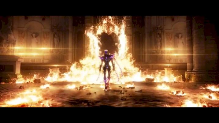Os Cavaleiros do Zodíaco: A Lenda do Santuário - Trailer Dublado