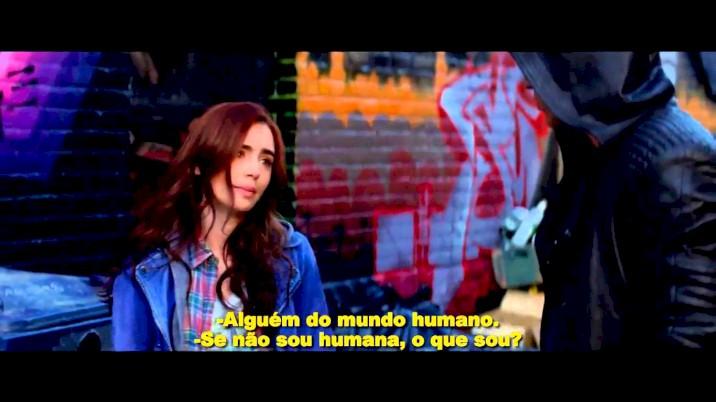 Os Instrumentos Mortais: Cidade dos Ossos - Trailer Oficial Legendado