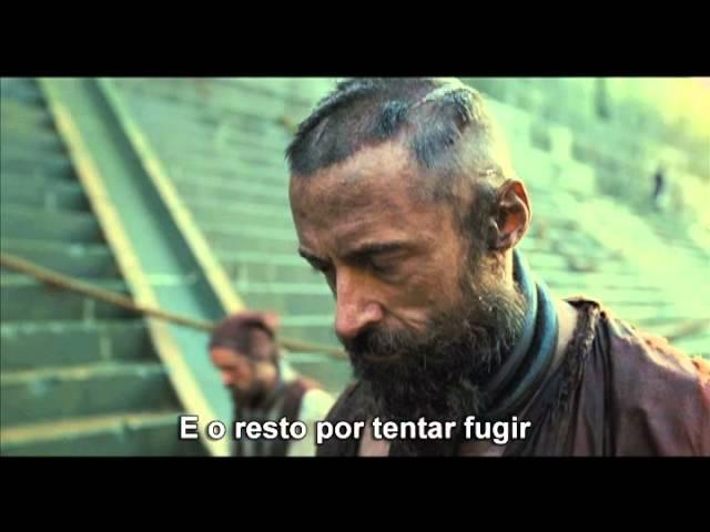Os Miseráveis - Javert e Jean Valjean