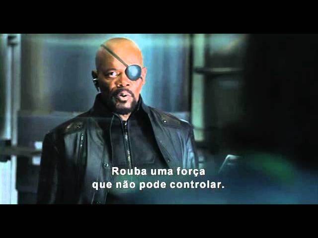 Os Vingadores: The Avengers - Cena com Loki e Nick Fury - Legendada