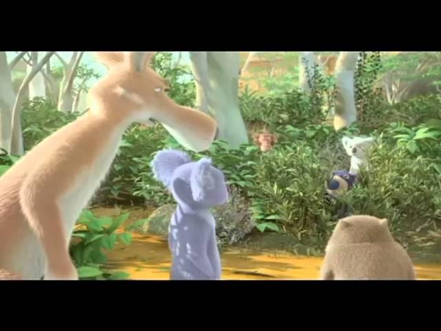 Outback - Uma Galera Animal - Trailer Dublado