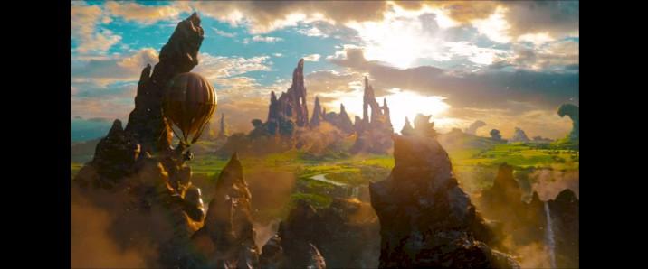 Oz: Mágico e Poderoso - Trailer Legendado