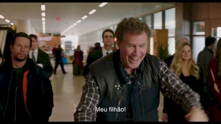 Pai em Dose Dupla 2 - Trailer Legendado