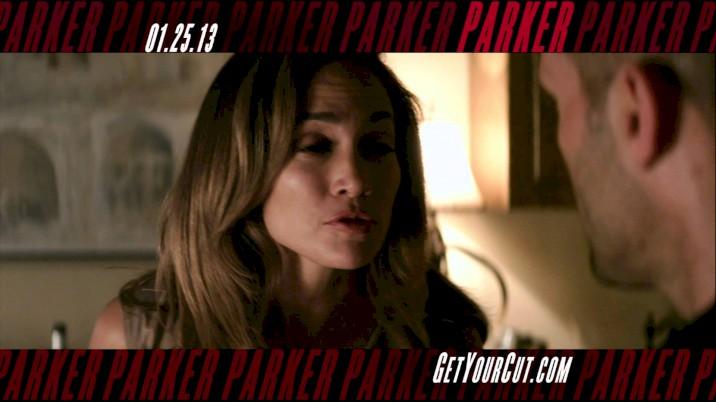 Parker - Trailer em Inglês