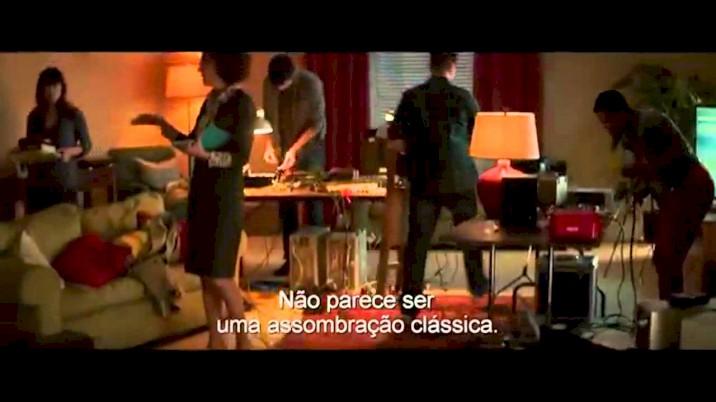 Poltergeist - O Fenômeno - Trailer Legendado