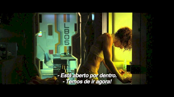 Prometheus - Trailer Legendado #2