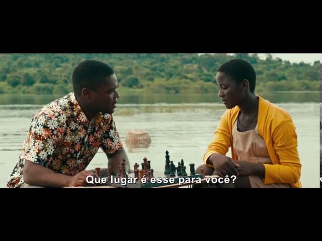 Rainha de Katwe - Trailer Legendado