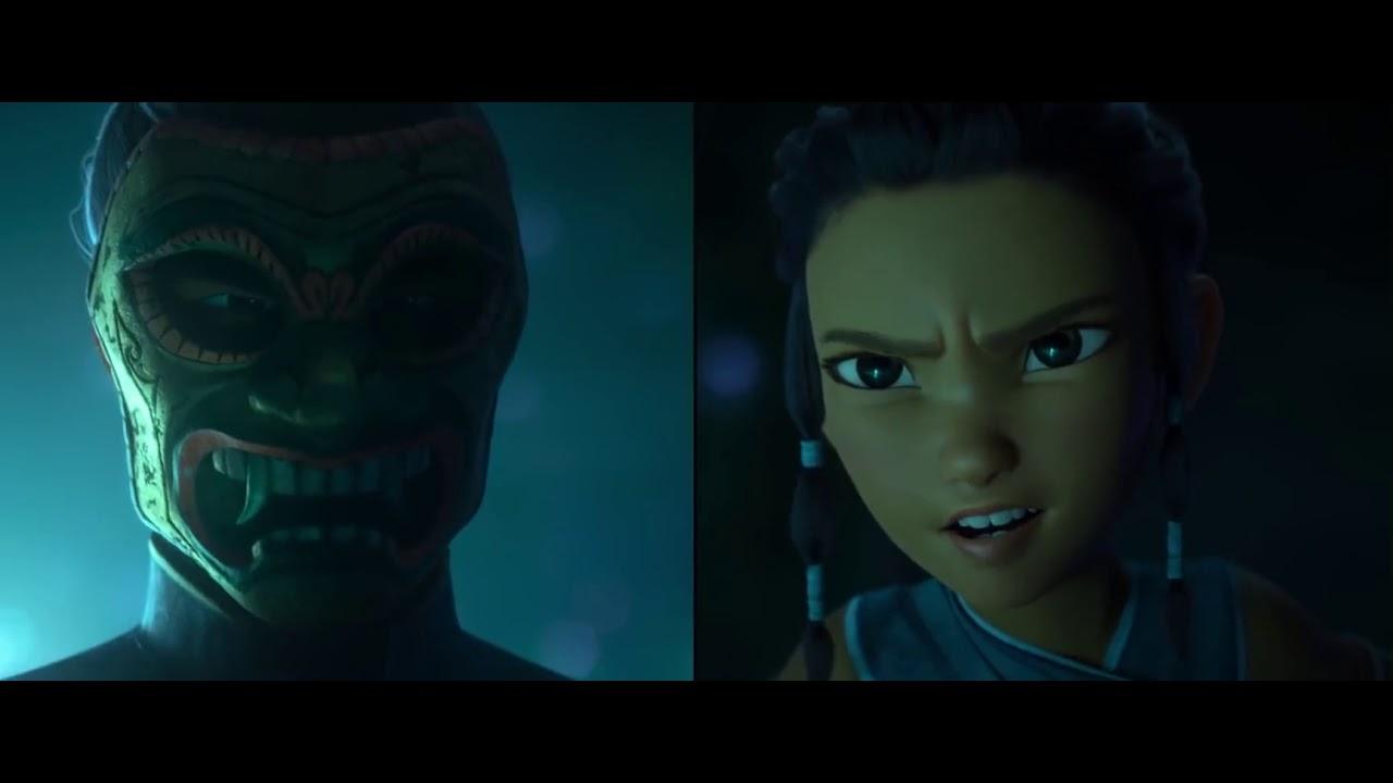 Raya e o Último Dragão - Trailer Dublado