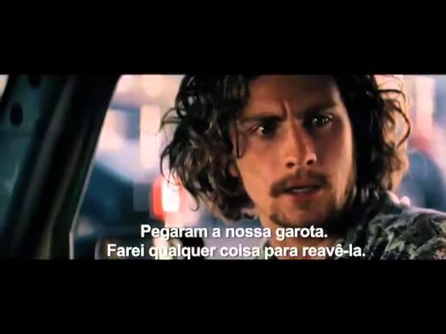 Selvagens - Trailer Legendado #1
