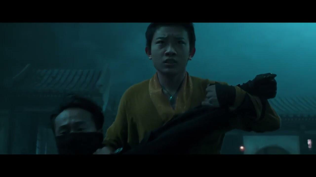 Shang-Chi e a Lenda dos Dez Anéis - Trailer Dublado