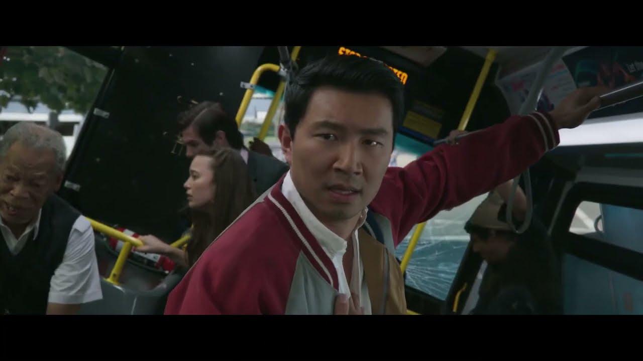 Shang-Chi e a Lenda dos Dez Anéis - Trailer Legendado