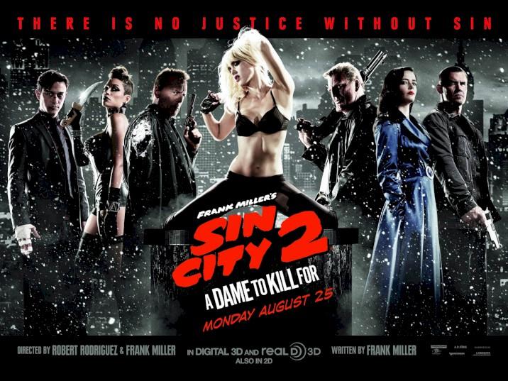 Sin City 2: A Dama Fatal - Trailer Legendado