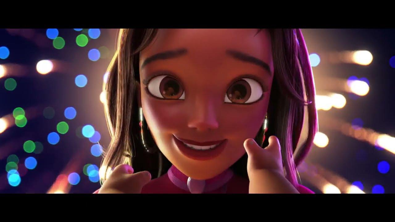 Spirit - O Indomável - Trailer Dublado