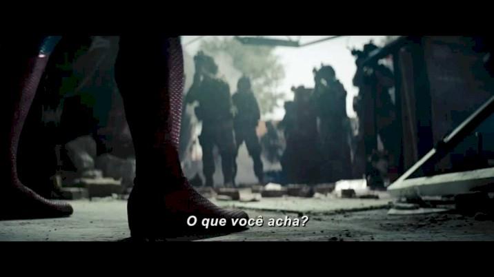 Superman: O Homem de Aço - Trailer Legendado