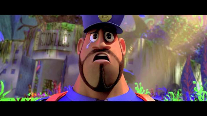 Tá Chovendo Hamburger 2 - Trailer Dublado #1