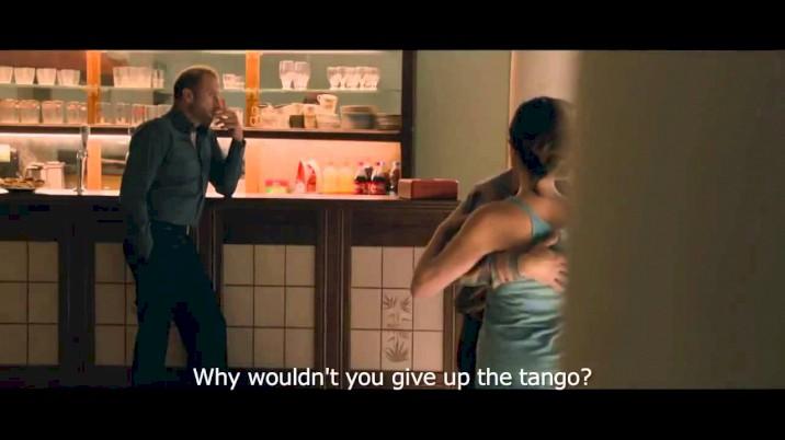 Tango Livre - Legendado em Inglês
