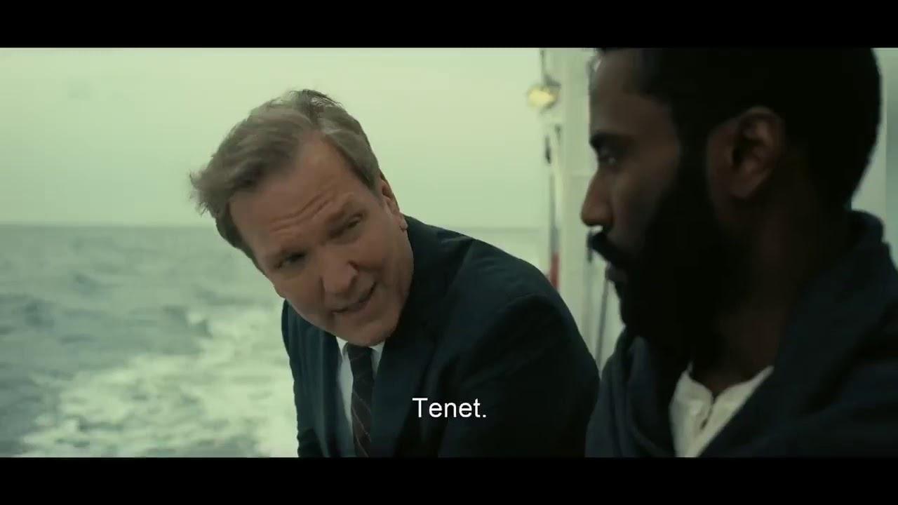 Tenet - Trailer Legendado