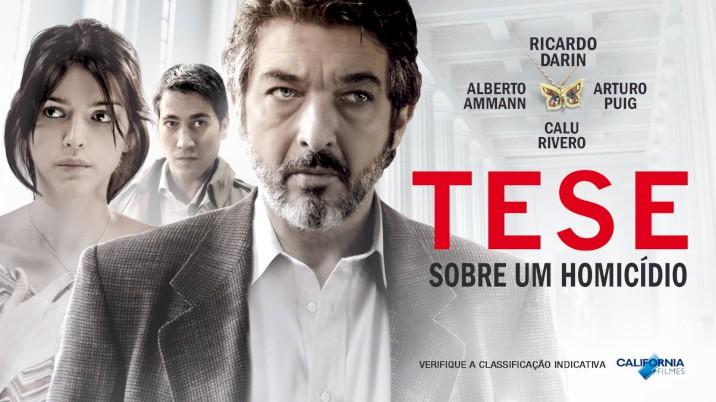 Tese Sobre um Homicídio - Trailer Legendado