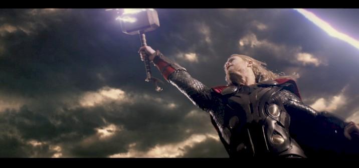 Thor: O Mundo Sombrio - Trailer Oficial em Inglês #1