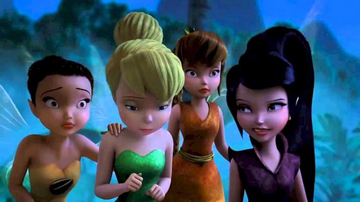Tinker Bell - Fadas e Piratas - Trailer Dublado
