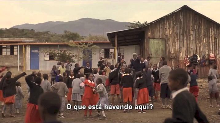 Uma Lição de Vida - Trailer Legendado
