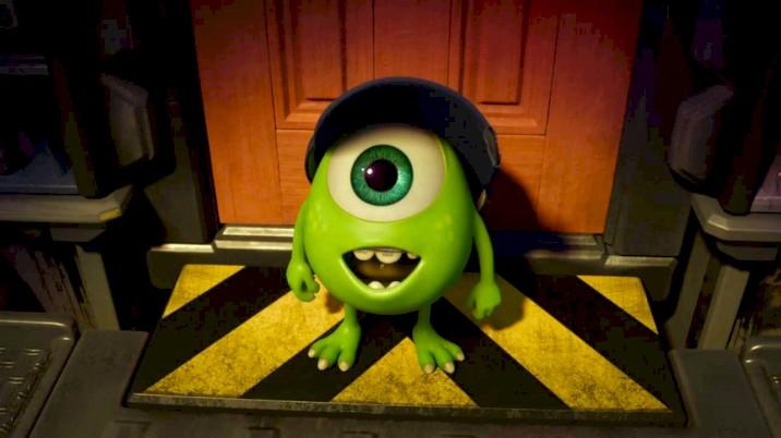 Universidade Monstros - Trailer Final em Inglês