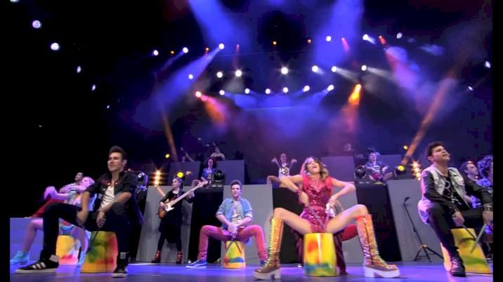 Violetta: O Show - Trailer Legendado