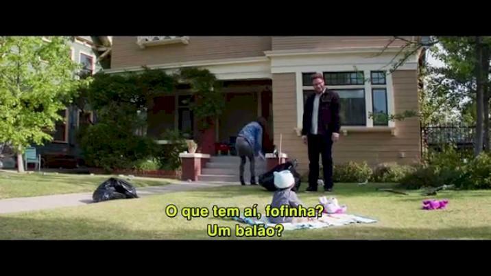 Vizinhos - Trailer Legendado