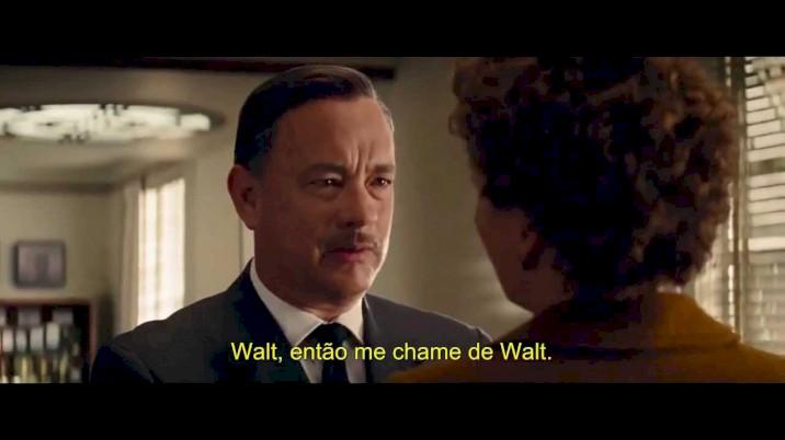 Walt nos Bastidores de Mary Poppins - Trailer Legendado